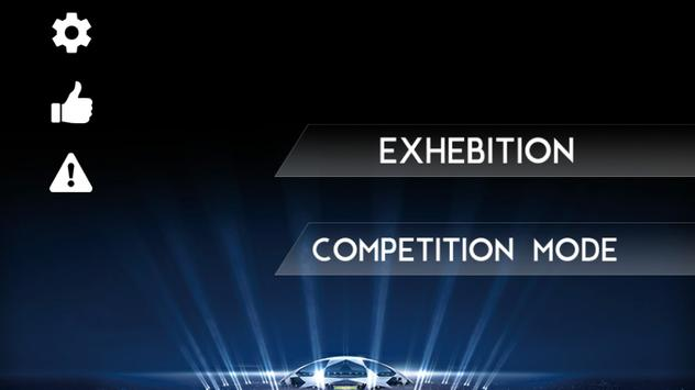 HFB - Champions League 2016 poster