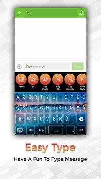 Easy Typing French Keyboard Fonts And Themes screenshot 2
