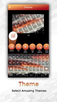 Easy Typing Icelandic Keyboard Fonts And Themes screenshot 4