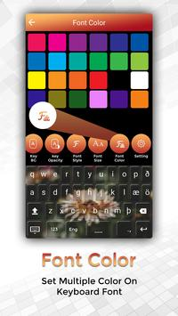 Easy Typing Icelandic Keyboard Fonts And Themes poster