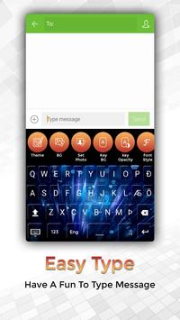 Easy Typing Icelandic Keyboard Fonts And Themes screenshot 1