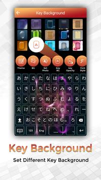 Easy Typing Japanese Keyboard Fonts And Themes screenshot 2