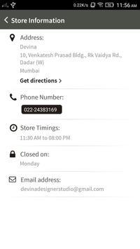 Devina apk screenshot