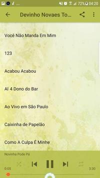 Devinho Novaes Todas as músicas sem internet 2019 imagem de tela 4