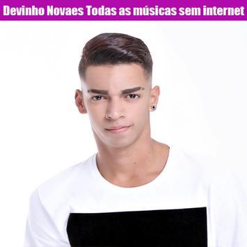 Devinho Novaes Todas as músicas sem internet 2019 Cartaz
