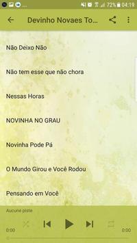 Devinho Novaes Todas as músicas sem internet 2019 imagem de tela 2