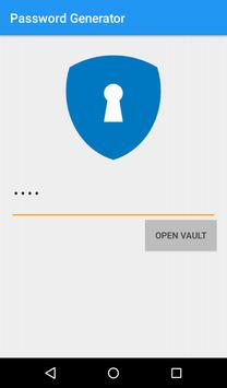 Random Password Generator apk screenshot