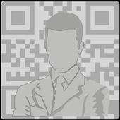 My VCard icon