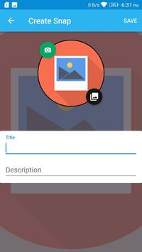 SnapNTag – Snap n Tag PictureS apk screenshot