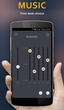 Ultra Equalizer Sound Booster poster