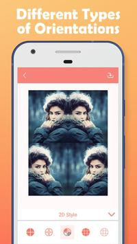 Photo Mirror: Editor, Collage apk screenshot