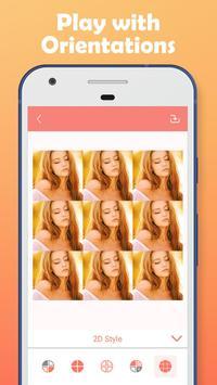Photo Mirror: Editor, Collage poster