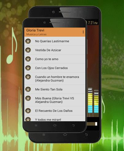 Gloria Trevi Songs 2018 For Android Apk Download