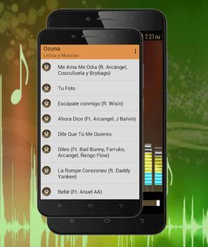 Ozuna Musica-Song Criminal y Síguelo Bailando 2018 screenshot 1