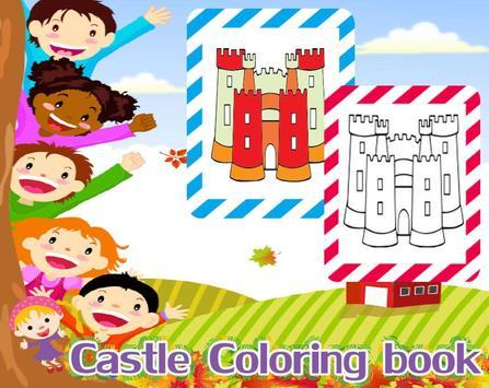 Coloring castle screenshot 3