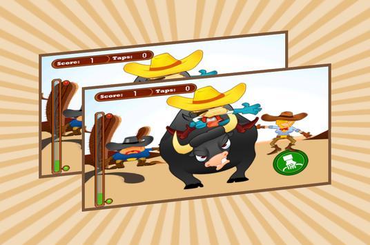 Raging bull cowboy screenshot 3