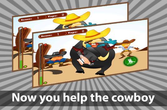 Raging bull cowboy screenshot 6