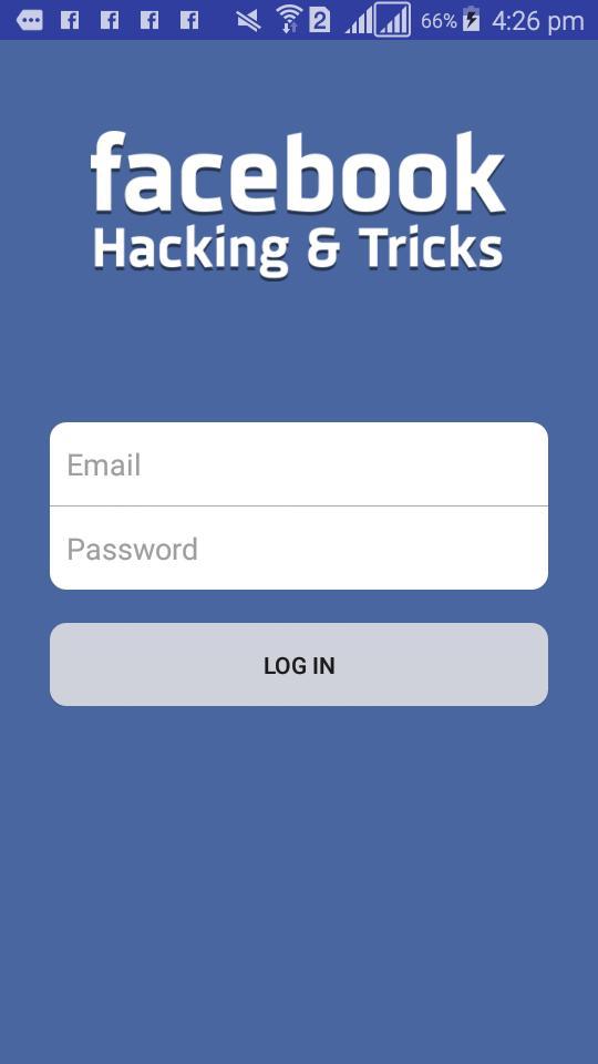Prank for Facebook Hack for Android - APK Download