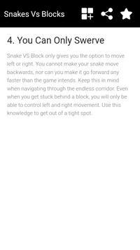 Guide for Snakes Vs Blocks screenshot 3
