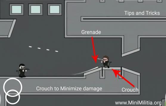Tips and Tricks Doodle Army 2: Mini Militia screenshot 5