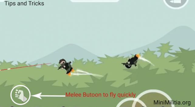 Tips and Tricks Doodle Army 2: Mini Militia screenshot 1