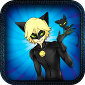 Cat Black Adventure icon