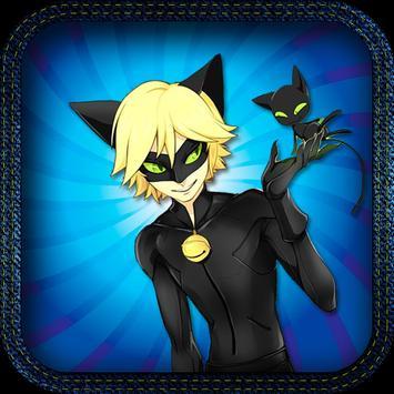 Cat Black Adventure apk screenshot