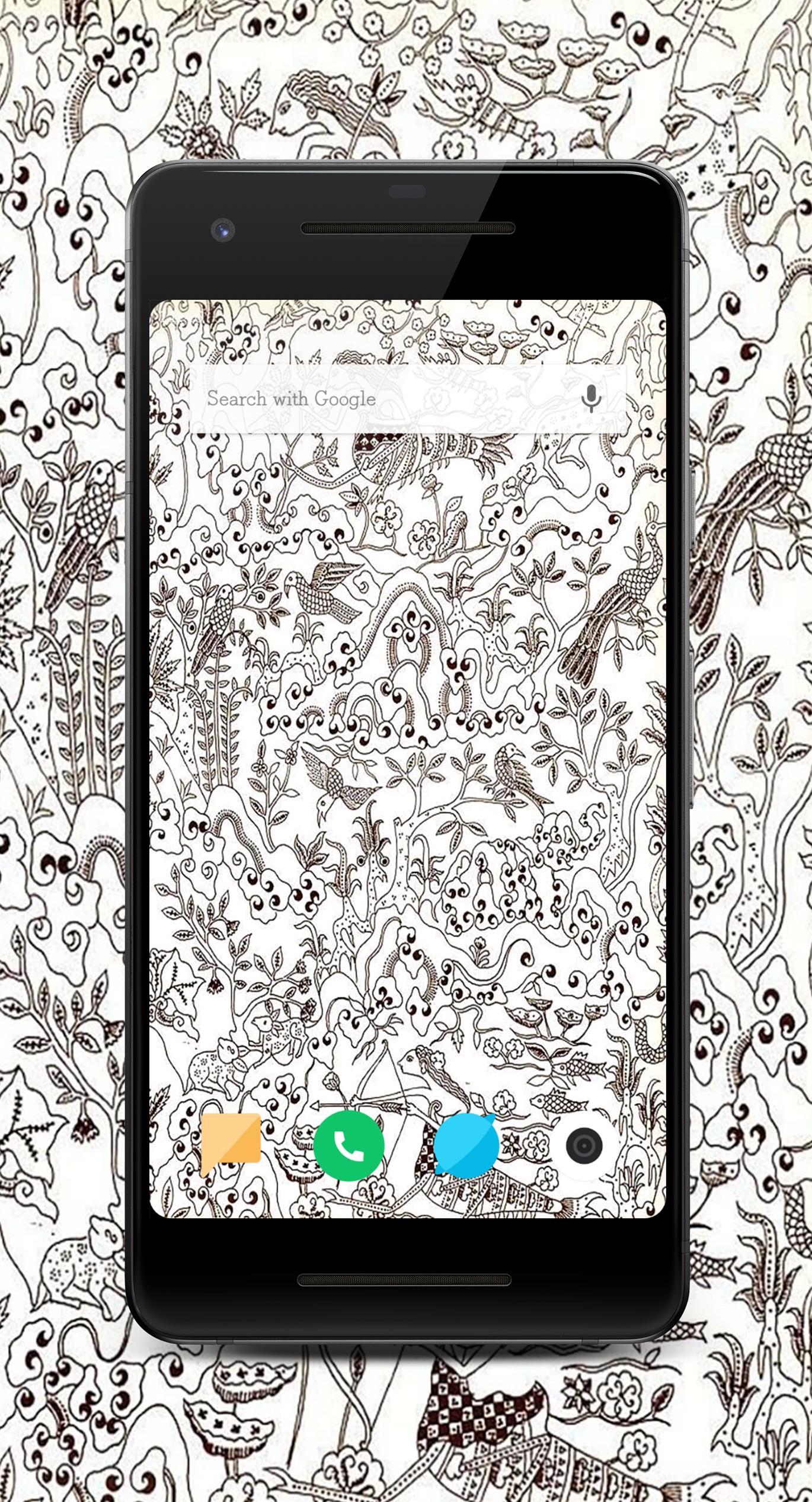 Batik Hd Wallpaper For Android Apk Download