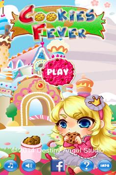 Cookie Fever poster
