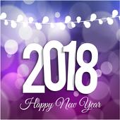 أرقى رسائل تهنئة رأس سنة 2018 icon