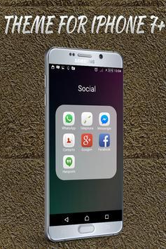 ios 10 launcher for iphone screenshot 2