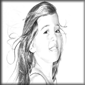 pencil drawings pictures icon