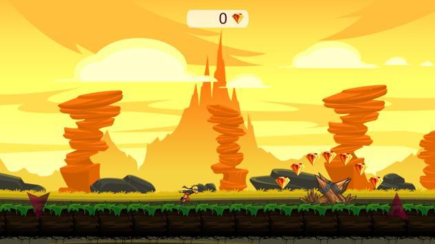 Adventure Youzumaki Run screenshot 4
