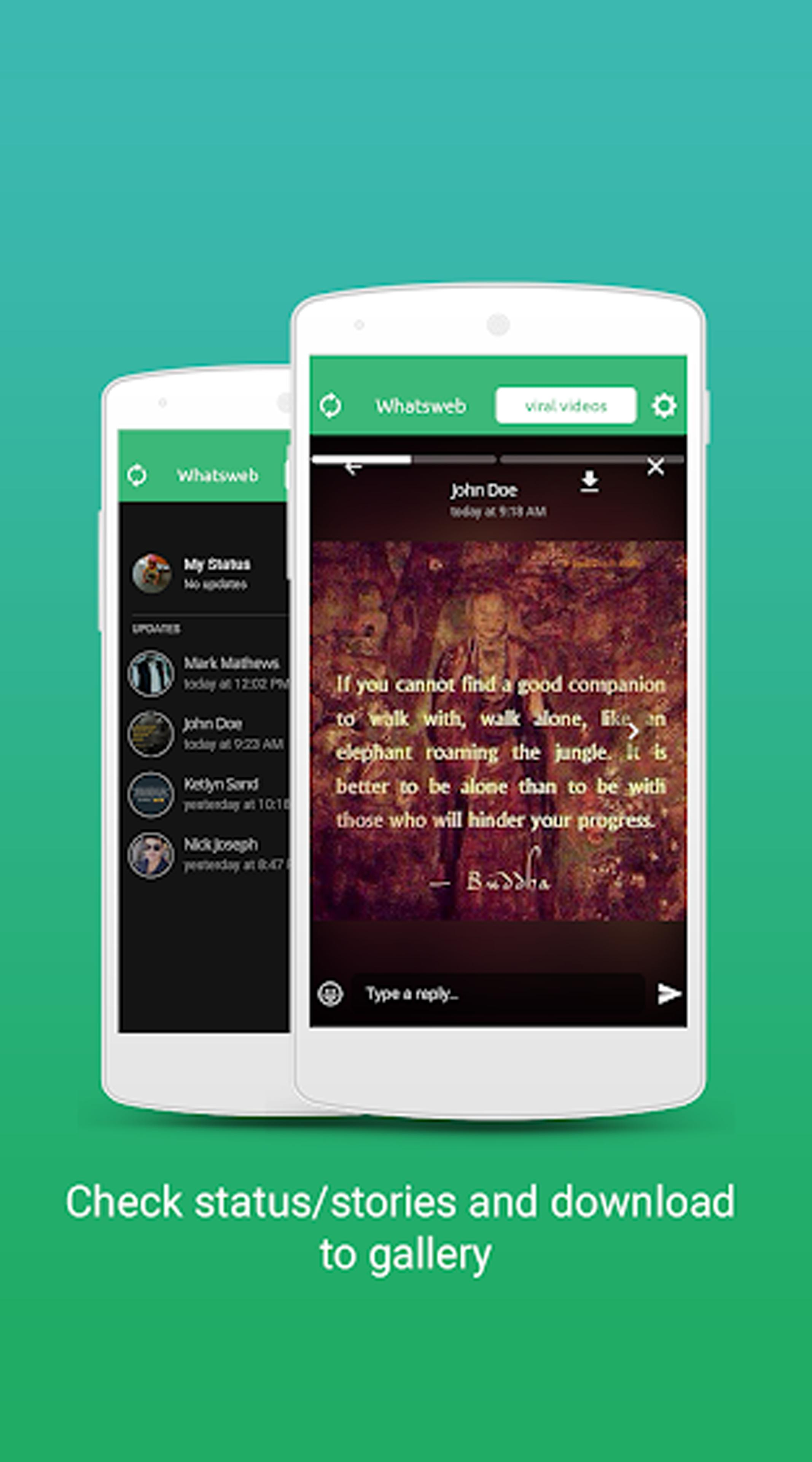 Whatsclone Multi Chat for Android - APK Download