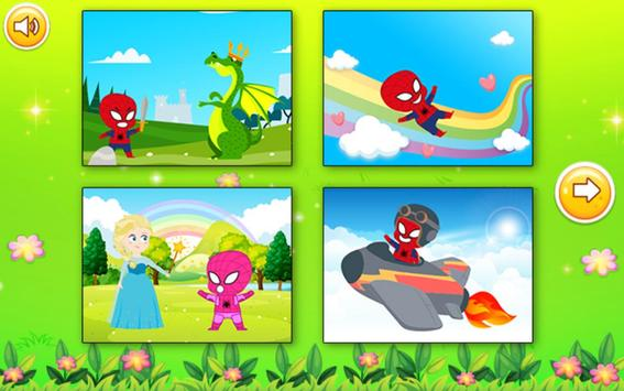 Puzzle Game For Kids screenshot 2