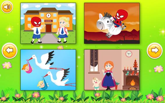 Puzzle Game For Kids screenshot 4