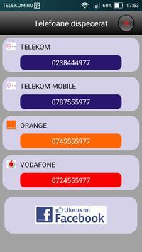 Client Fiber TAXI Buzau screenshot 1
