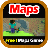 Maps For Minecraft PE 2014 icon