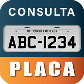 Consultar Placa e Multa DETRAN icon