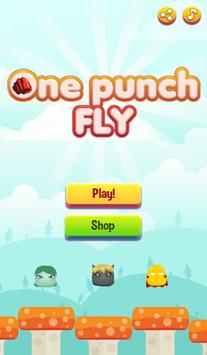 One Punch Fly poster