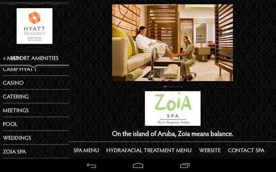 Hyatt Regency Aruba Resort apk screenshot