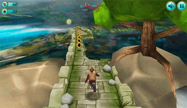 Tomb TheRunner apk screenshot