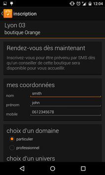 MesBoutiques Devrap Beta apk screenshot