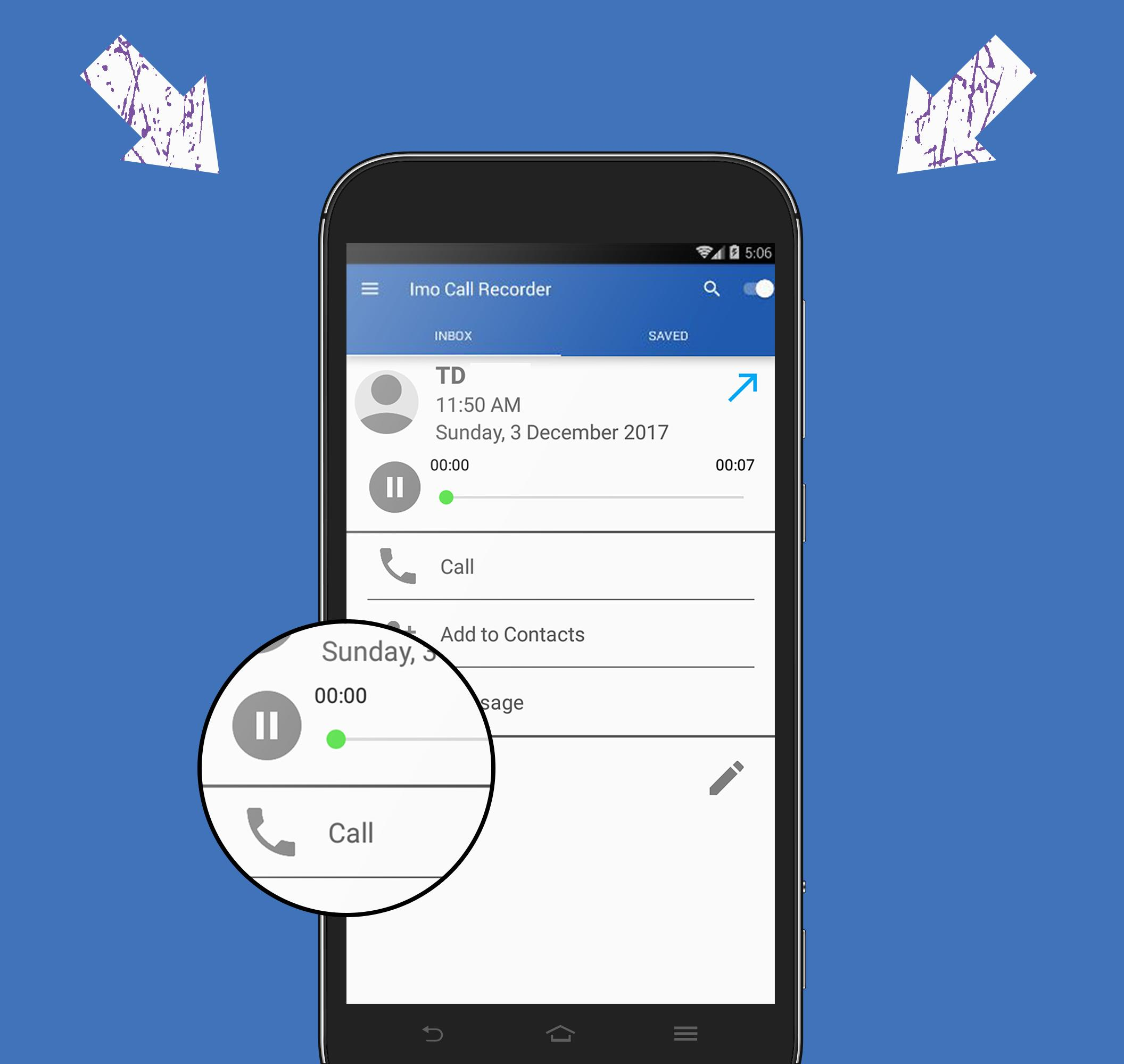 Call Recorder For Imo for Android - APK Download