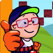 super cailloՍ adventure icon