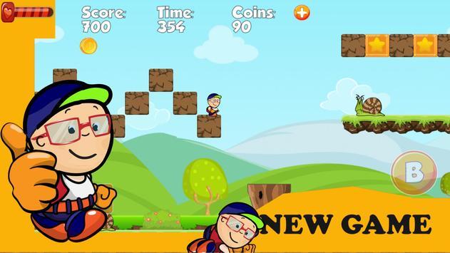 super cailloՍ adventure apk screenshot