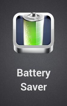 Battery Life Saver +Percentage poster