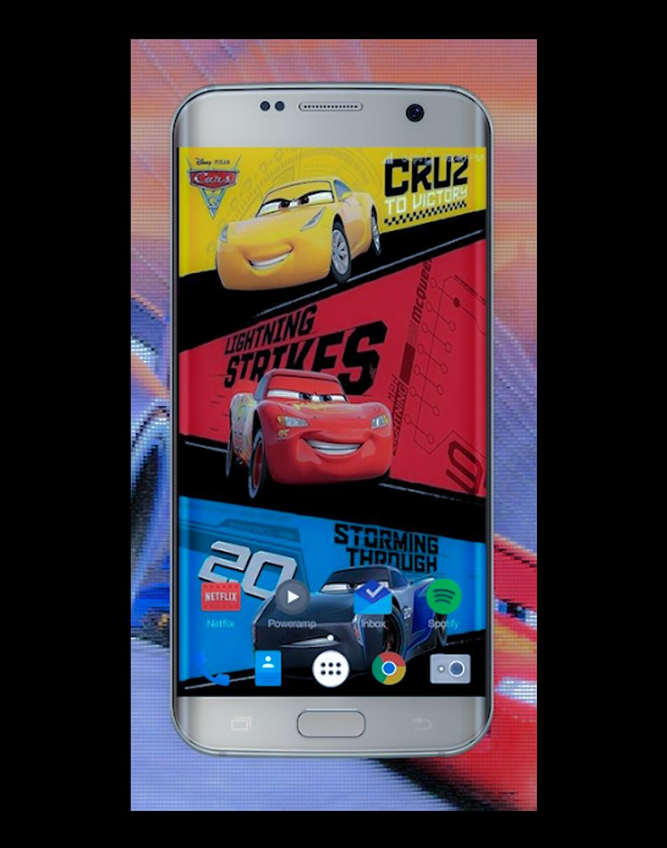 Carros 3 Wallpapers 4k Cars3 Mcqueen For Android Apk Download