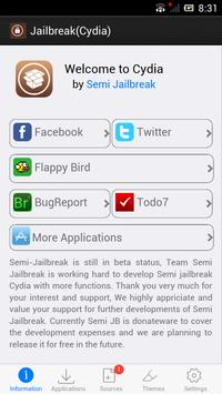 Jailbreak (Cydia) screenshot 1