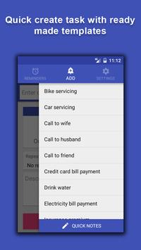To Do Task Reminder screenshot 1